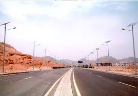 led street lighting providing the more sustainable and power effective led street lights