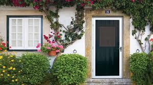 high security screen doors. Best Meshtec Security Door For Your Home Doors Decor: Titan Screen YouTube High