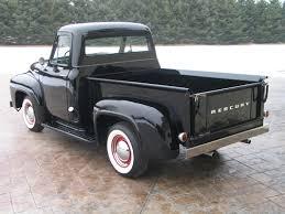 A rare 50th anniversary 1953 Mercury M100 Pickup Truck, built at the ...