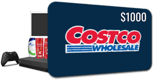 Tue, aug 3, 2021, 4:00pm edt Win A 1000 Costco Gift Card Costco Queso Dip Gift Card