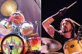animal muppet drums. Contemporary Animal Dave Grohl Animal For Muppet Drums