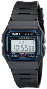 casio men s f91w 1 classic black digital resin strap watch amazon casio men s f91w 1 classic black digital resin strap watch amazon co uk watches