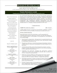 Hr Manager Resume Format Resume Template Ideas