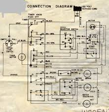 magic chef fridge wiring diagram appliantology archive washer and dryer wiring diagrams magic chef norge older style