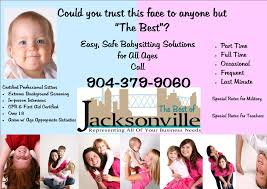 Professional Babysitting Services Tbj Welcomes Babysitting Service As A New Client