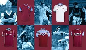 Arrived as kit suppliers in 1989. Forever West Ham United Shop For Your Favourite Retro Hammers Shirt Now West Ham United