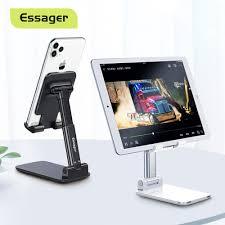 giá đỡ điện thoại Essager Cho Điện Thoại Iphone Máy Tính Bảng Ipad Để Bàn  chính hãng 99,000đ