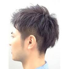 メンズ王道ツーブロックさわやかショート R Evolut Hairレボルト