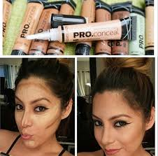 high definition concealer makeup perfecting cover face corrector cream camouflage contouring