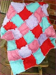 Instructions on How to Make Block Chenille Quilts - DIY & Chenille Quilt Adamdwight.com