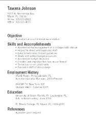 Resume Examples For Computer Skills – Hadenough