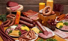 نتیجه تصویری برای عکس غذاهای سرطان زا