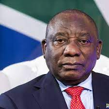 Ramaphosa was elected unopposed as president of south africa by the national assembly on 15 february cyril matamela ramaphosa was born in johannesburg, transvaal (now gauteng) on 17. Ramaphosa Appears Finally To Have His Grip On South Africa S Ruling Anc