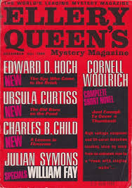 Ellery Queen 1965--December: Contributors include Christopher Anvil (The  Problem Solver and the Spy), Priscilla W. Armstrong (Final Entry), William  Brittain (The Man Who Read Ellery Queen), William Brittain (The Man Who...:  Amazon.com: