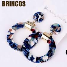 <b>Earrings</b> 2019 <b>Acrylic</b> Women Fashion Leopard Print Luxury <b>Jewelry</b> ...