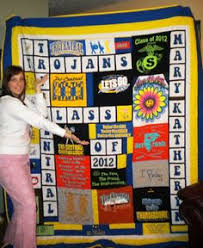 SteelersTShirtL1 | Shirt quilts, Craft and Crafty & Love this T-shirt quilt with all the personalization Adamdwight.com