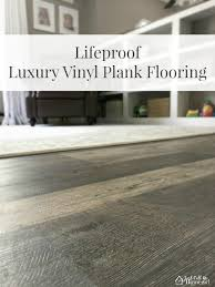 lifeproof luxury vinyl plank flooring in the kitchen just call me homegirl