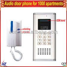 simple wire diagram audio door phone for 1000 apartments buy simple wire diagram audio door phone for 1000 apartments