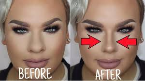 how to make a big nose look small nose contouring make up ideas and beauty tips small nose big noses and contours