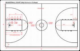 basketball court resurfacing back