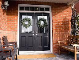 exterior double doors. Front Double Doors Wooden With Glass Exterior