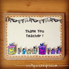 Happy Teachers Day Chart Handmade Cards For Teachers Day Happy Teachers Day Card