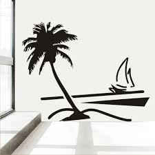 Palm Tree Bedroom Decor Online Get Cheap Bedroom Beach Decor Aliexpresscom Alibaba Group