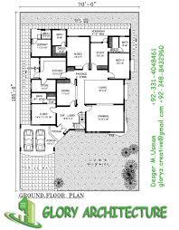 1 5 Marla House Design In Pakistan 70x100 House Plan 1 5 Kanal House Plan 30 Marla House Plan