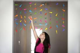 Accessori Fai Da Te Camera Da Letto : Idea decorativa per la cameretta dei bambini tenda fai da te con