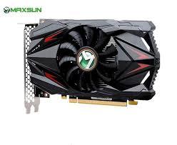 <b>MAXSUN GTX 1050Ti</b> 4GB NVIDIA Graphics Card GeForce 4GB ...