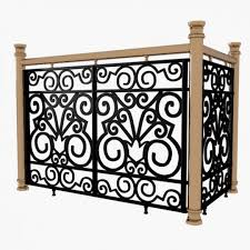 decorative metal fence panels. Photo 7 Of 8 Image Wrought Iron Fence Panels Original (attractive Decorative #7) Metal