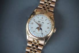 the best watch brands by price primer their watches never seem to lose value last lifetimes and rare rolexes like one rolex 6062 triple calendar from 1953 in rose gold