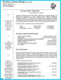 Resume Appealing Sample Resume For Teachers Plus Biodata For