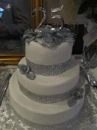 Cake Ideas For 25th Wedding Anniversary Method 25th Wedding