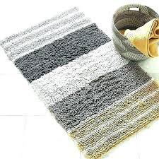 striped bathroom rug post dkny water stripe bath mat striped bathroom rug