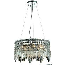 a large image of the elegant lighting 2031d20c elegant cut clear crystal
