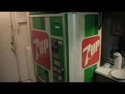 Vintage 7up Vending Machine For Sale Classy 48 Dixie Narco 48up Machine YouTube