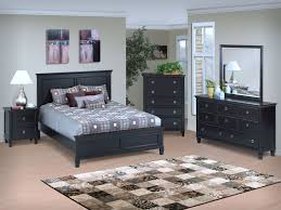 Tamarack Black Bedroom Collection By New Classic