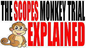 the scopes monkey trial explained in minutes us history review  the scopes monkey trial explained in 5 minutes us history review
