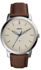 Американские <b>часы Fossil</b> The Minimalist <b>FS5306</b>, купить оригинал