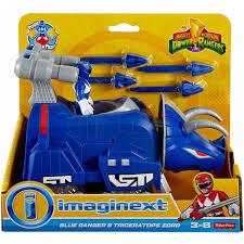 Power Rangers Bedroom Decor Fisher Price Imaginext Power Rangers Blue Ranger And Triceratops
