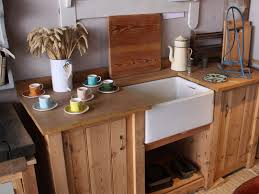 Wooden Kitchen Furniture Furniture 20 Best Photos Recycled Wooden Kitchen Cabinets