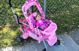 Joovy Doll Doll Car Seat Car Seat Caboose Booster Seat Doll Car Seat ...