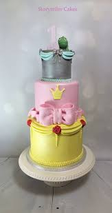 Childrens Birthday Cakes Girls Storyteller Cakes