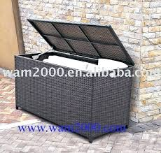 storage boxes for outdoor furniture cushions outdoor cushion storage box bin bench boxes patio bins nz