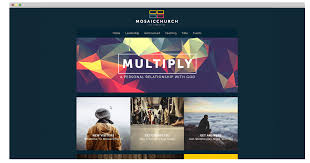 Web Designs For Churches Parallax Church Websites Themes And Builder