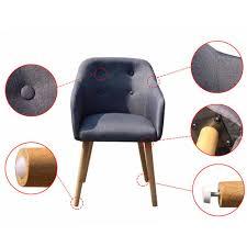 2 4 6 8 Set Stühle Esszimmerstühle Stuhl Sessel Armlehne Grau Kingpower Typsessel Anzahl2