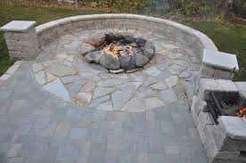 natural stone outdoor patio walls exterior design exciting bluestone pavers for best designs diamond