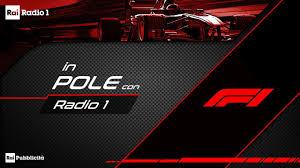 Rai, tutta la Formula Uno e la MotoGp in diretta su Radio1 ...
