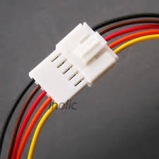 1pcs small 5 pin terminal lead wire harness jack and plug 5 pin image is loading 1pcs small 5 pin terminal lead wire harness